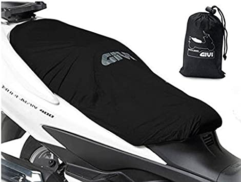 Givi S210 - Funda impermeable para sillín de scooter Aprilia Area 51 SBK