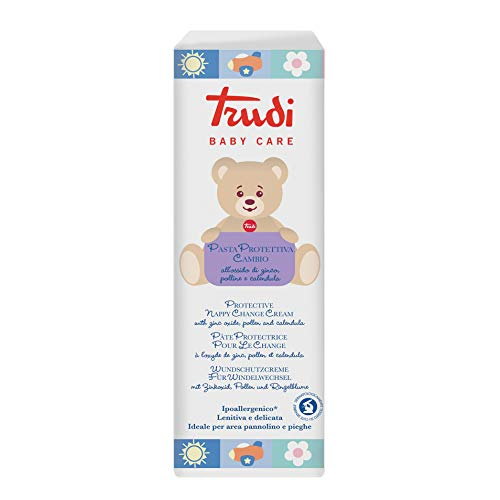 Trudi Baby Care Pasta Protettiva-Lenitiva - 100 Ml