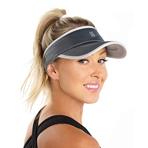 SAAKA Super Absorbent Visor for Women. Best...