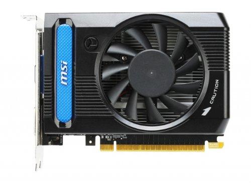 MSI GeForce GT 630 2048MB DDR3 64bit 16x PCI-E DVI
