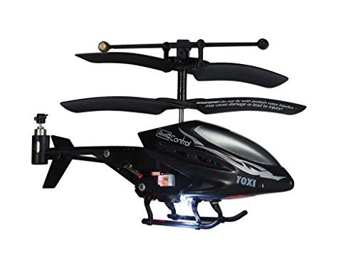 Revell Control 23917 - XS Helicopter Toxi, schwarz