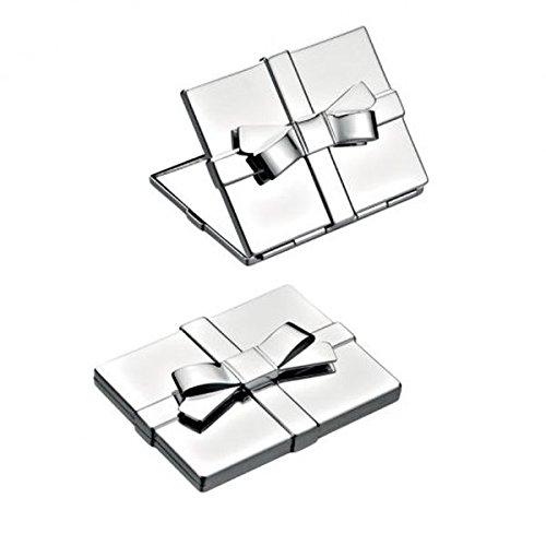 Ten Miroir FIOCCO - 58x72 mm cod.EL750 cm 5,8x7,2x2h by Varotto & Co.