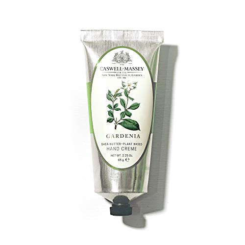Caswell-Massey Gardenia Based Hand Cream 2.5 oz – NYBG Collection Hand Moisturizer – Made In USA
