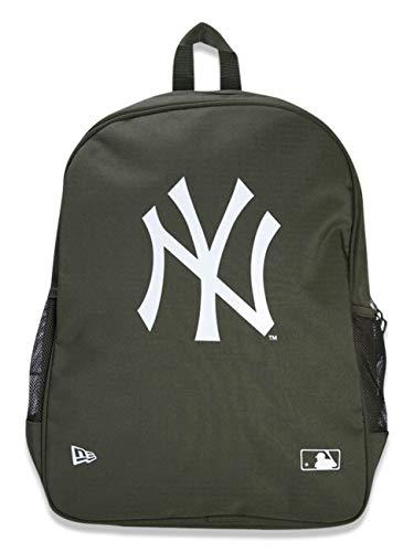New Era MLB Essential Pack Neyyan Nov Rucksack, Unisex Erwachsene, Green Med, Einheitsgröße
