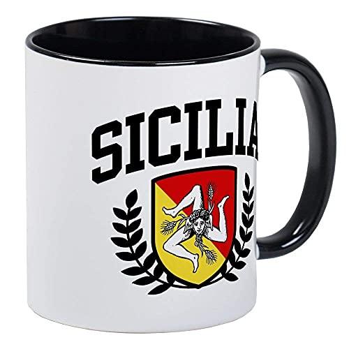 N\A Taza Sicilia Único Taza, Taza de café