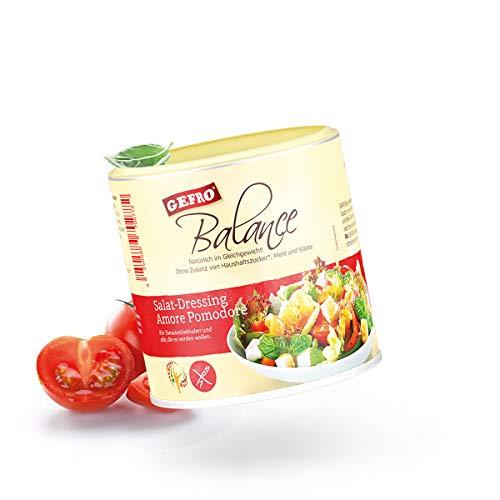 GEFRO Balance Salatdressing Salatwürze vegan, Salatfix verschiedene Sorten (Amore Pomodore)