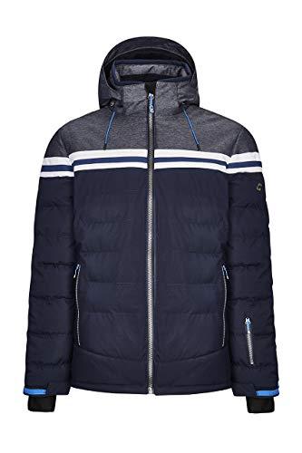 Killtec Herren Vigru Skijacke, dunkelnavy, XL