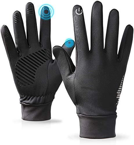 Touchscreen Handschuhe LaufHandschuhe WinterHandschuhe für Damen und Herren Warme Leicht Handschuh für Radfahren Klettern Skifahren Outdoor Sport