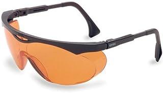 999a8465c86 Uvex S1933X Skyper SCT-Orange UV Extreme Anti-Fog Safety Glasses -2 pack