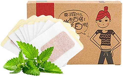 20 Stk Bauch Abnehmen Patch Traditionelle Chinesische Medizin Abnehmen Fettverbrennung Patches Gewichtsverlust Aufkleber