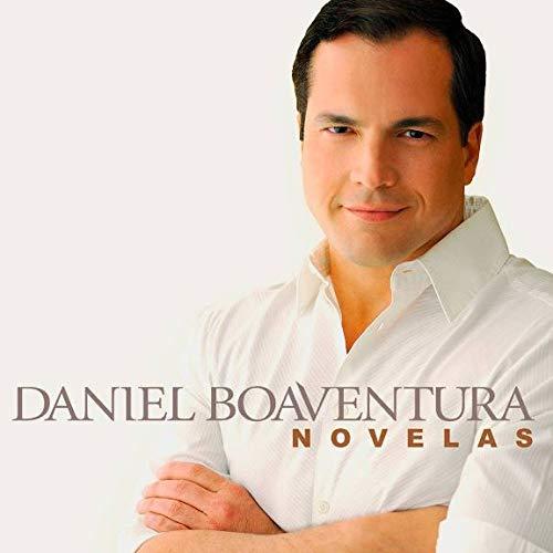 Daniel Boaventura - Novelas [CD]