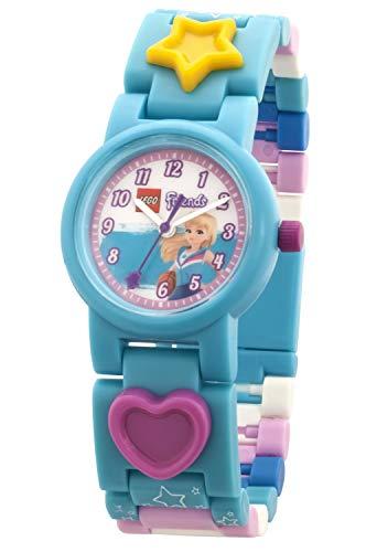 LEGO Watches and Clocks - Mädchen Armbanduhr 8021254