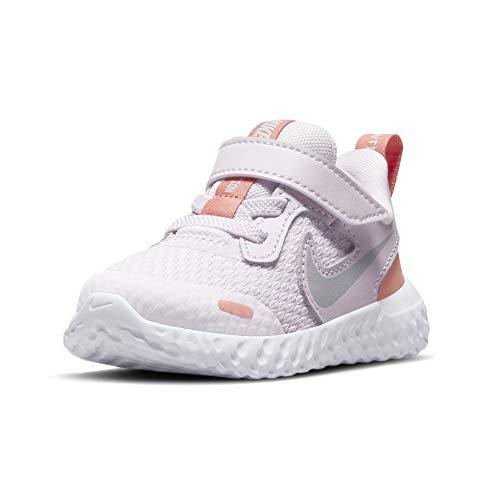 Nike Zapatillas Revolution 5 (TD) Código BQ5673-504 Rosa Size: 27 EU