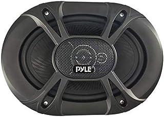 مكبرات صوت ستيريو للسيارة العالمية بأربعة اتجاهات - 500 وات 6 × 9 بوصة بصوت عالي كوادرالي عالي الصوت للسيارة عالمية OEM استبدال مكون سريع لباب السيارة/لوحة جانبية متوافقة - بايل PL61984BK (زوج)