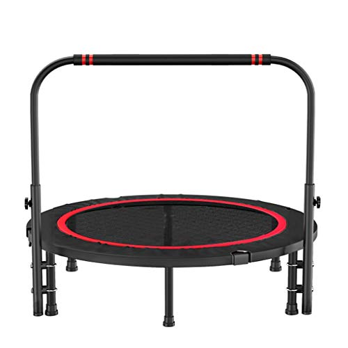 DNSJB-Trampoline Outdoor Trampoline/Adult Sports Weight Loss Trampoline/Gym Home Indoor Bounce Bed (Size : 100CM)