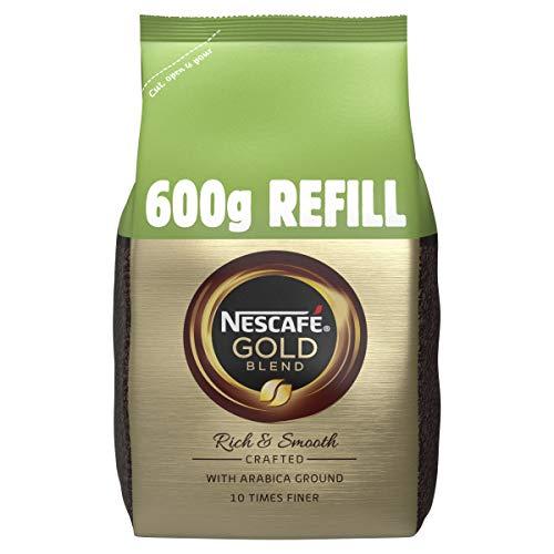 NESCAFE GOLD BLEND 600G 12226527 PK1