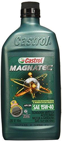 aceite castrol magnatec fabricante Castrol