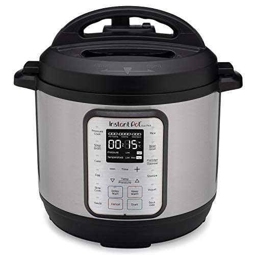 Instant Pot Duo Plus 9-in-1 Electric Pressure Cooker