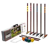 Best Croquet Sets - Franklin Sports Croquet Sets - Includes Croquet Wood Review
