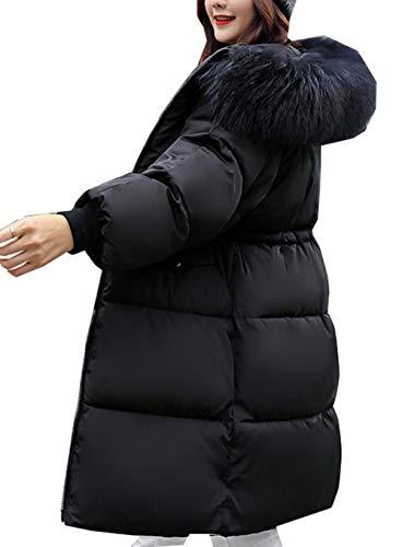 cxzas852 Herbst und Winter Kleidung Daunenjacke Baumwolle Größe Frauen Mantel Jacke Mantel