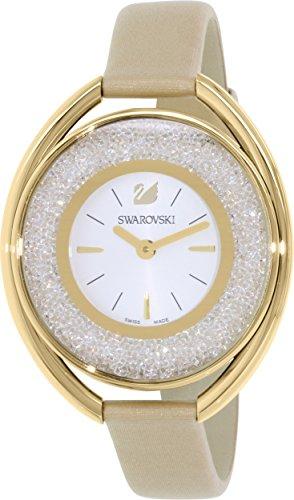 Swarovski Reloj analogico para Mujer de Cuarzo con Correa en Piel 5158972