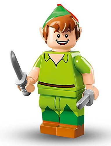LEGO Disney Series 16 Collectible Minifigure - Peter Pan (71012) by LEGO