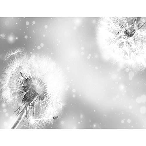 Fototapeten Pusteblume 352 x 250 cm - Vlies Wand Tapete Wohnzimmer Schlafzimmer Büro Flur Dekoration Wandbilder XXL Moderne Wanddeko - 100% MADE IN GERMANY - 9401011c