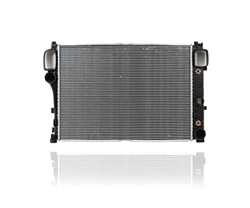Radiator - Pacific Best Inc For/Fit 13027 07-11 Mercedes-Benz CL-Class 07-11 S450 S550 S600 S65 S63