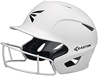 EASTON PROWESS Fastpitch Softball Matt Solid Color Batting Helmet with Mask Series | 2020 | Multi-Density Impact Absorption Foam | High Impact Resistant Lightweight Shell | BioDRI Liner | Chin Strap