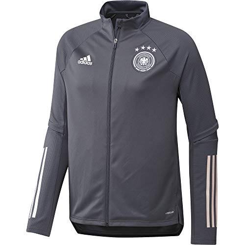 adidas Herren DFB Training Jacket Trainingsjacke, Onix, S