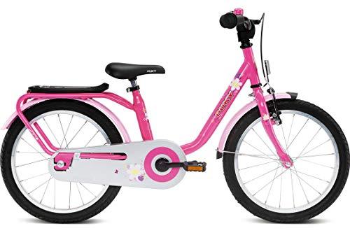 Puky Steel 18'' Kinder Fahrrad pink