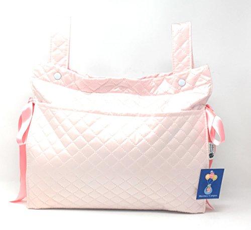 Danielstore- Bolso Talega lactancia plastificada bolso carro bebe