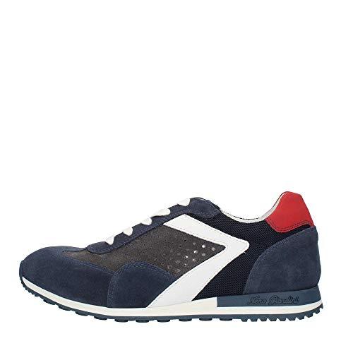 Nero Giardini P800241u Camo Colorado Osimo Jeans, Herren Sneaker, Mehrfarbig - Colorado Osimo Jeans - Größe: 39 EU