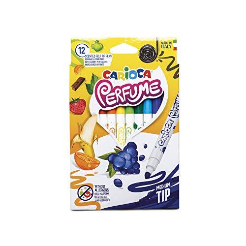 Carioca Rotuladores Perfume - 12 Uds. (42672)