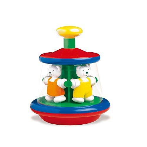 Galt Toys- Tiovivo de Juguete, Multicolor (31163)