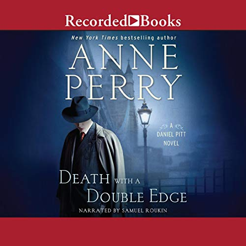 Death with a Double Edge Audiobook By Anne Perry cover art