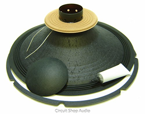 "CSA Recone Kit for EV 15"" Speaker - EVM-15L - Preassembled"