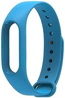 SAPU Band Blue For Xiaomi Mi Band 2 Sport Silicone Wrist Strap