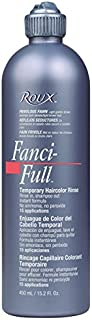 Roux Fanci-Full Temporary Hair Color Rinse - #42 - Silver Lining 15 oz. (Pack of 2)