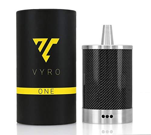 Vyro One Carbon schwarz Shisha