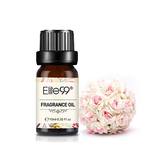 Elite99 Blütenbombe Duftöl, Ätherisches Öl für Diffuser, Naturreines Aroma Duftöle,Elite99 Fragrance Oil 10ml Flowerbomb