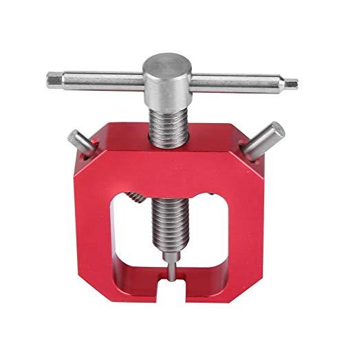 Gaoominy RC Motor Abzieher, Professional Werkzeug Universal Motor Ritzel Abzieher Entferner für RC Motoren Aktualisierung Teil Zubeh?R (Rot)
