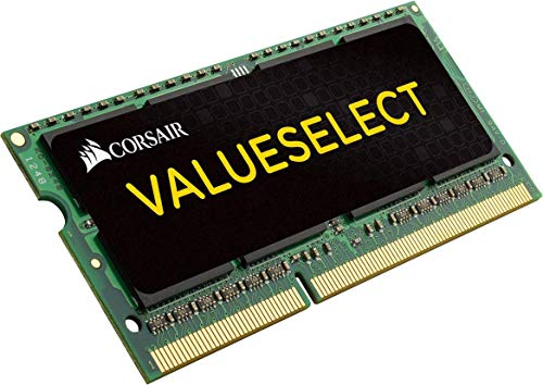 Corsair CMSO4GX3M1A1600C11 Value Select 4GB (1x4GB) DDR3 1600 Mhz CL11