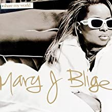 mary j blige share my world vinyl