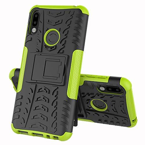 CaseExpert Zenfone Max PRO (M2) ZB631KL Custodia Cover, Resistente alle Cadute Armatura dell'impatto Robusta Custodia Kickstand Shockproof Protective Case per ASUS Zenfone Max PRO (M2) ZB631KL