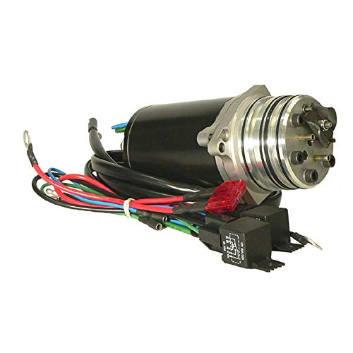 DB Electrical 430-22012 Tilt & Trim Motor Compatible with/Replacement for Mercury Marine 35ELO, 35ELPTO, 35EO, 35M, 35ML, 45ELHO, 45ELO, 45ELPTO, 45MLH 1987-1988, 45ELHPTO 1988 826729A10, 10815PN