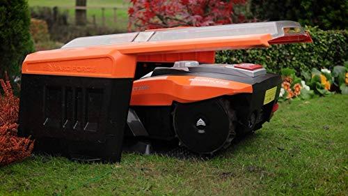 Yard Force AR SH01 Mähroboter-Garage SH01-für AMIRO - 4