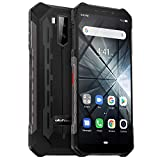 Rugged Cell Phones Unlocked, Ulefone Armor X3 Waterproof Unlocked Cell Phone, Global 3G Dual SIM Android 9.0 2GB+32GB...