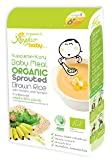 Xongdur Baby Meal (Stage 1) Organic Sprouted Brown Rice with Banana...