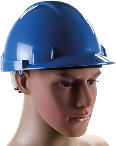 BGS 3640   Arbeits-Schutzhelm   blau